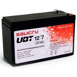 Batería Salicru UBT 12/7 V2...