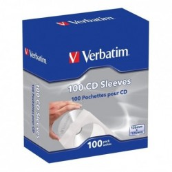 Fundas CD-R Verbatim...