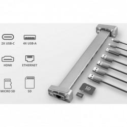 Hub USB Trust Dalyx 23417/...