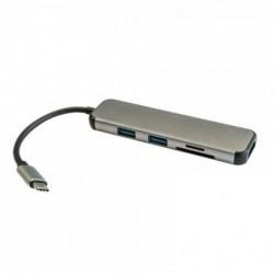 Hub USB 3GO HUB2UCRH/ 2...
