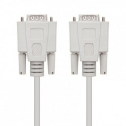 Cable Serie RS232 Nanocable...